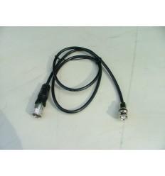 PL-BNC RG58 Kabel 100CM