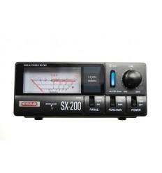 SX200 (k-po) Freq. Range 1.8 t/m 160 MHz
