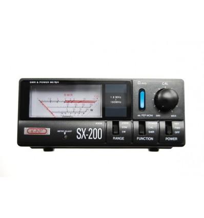 SX-200 (k-po) Freq. Range 1.8 t/m 160 MHz