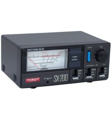 SX200 Freq. Rannge 1.8 t/m 200 MHz