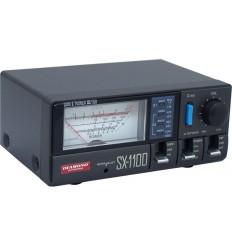 SX1100 Frequency range:S1 1.8 t/m 160 MHz S2 430 t/m 450 MHz 800 t/m 930MHz 1240 t/m 1300 MHz