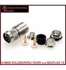 N-Man soldeervrij Neoflex 10 e.a