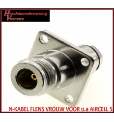 N-Kabel-Flens-Vrouw Aircell 5 e.a