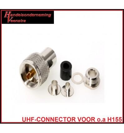UHF-CONNECTOR VOOR H155