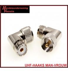 UHF-HAAKS MAN-VROUW