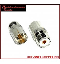 UHF SNELKOPPELING