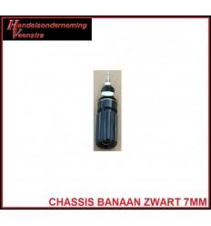 Chassis Banaan Black 7mm