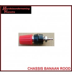 Chassis Banaan Rood 15a