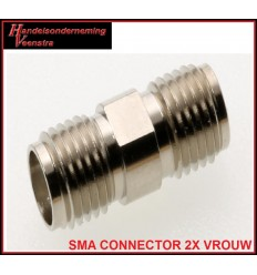 SMA-29 TG SMA-double female