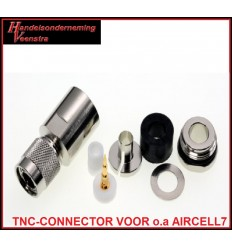 TNC-CONNECTOR VOOR o.a AIRCELL7