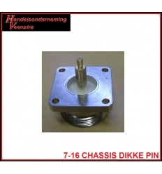 7-16 chassis dikke pin