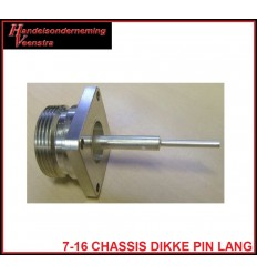 7-16 chassis long pin