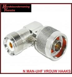 N MAN-UHF VROUW (HAAKS)