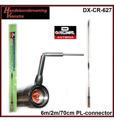 DX-CR-627 ,DX-CR-627 - 50/144/430 MHz,D-Original,