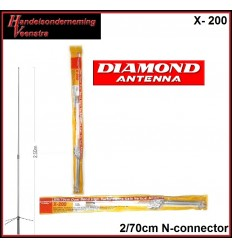Diamond X 200