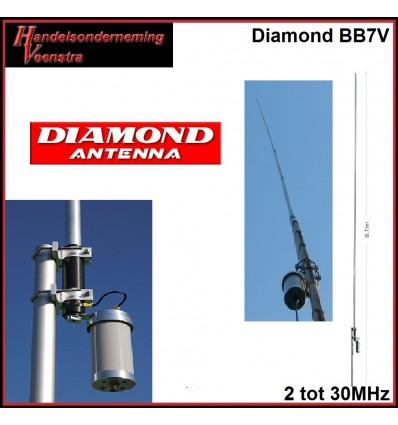 Diamond BB7V Hf Vertikal
