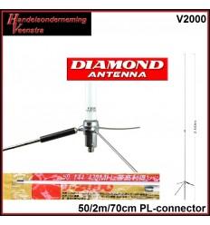 Diamond V2000