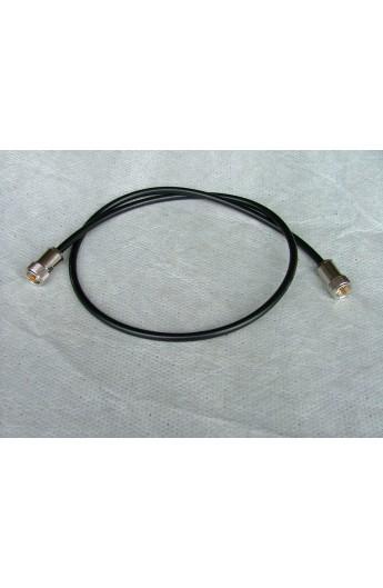 PL-PL Clamp 7MM Kabel 100CM