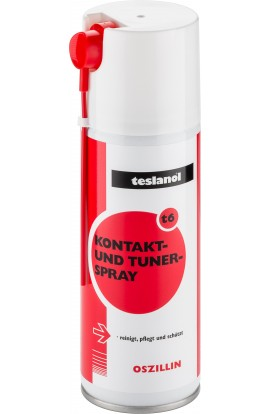 Contact and Tuner Spray 200ml