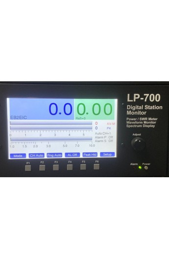 LP-700 Station Monitor SWR Power Meter