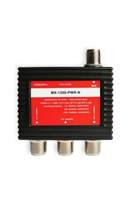* MX-1300-PWR-N Triplexor