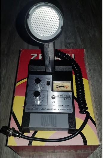 Zetagi MB plus 9 Tafelmicrofoon