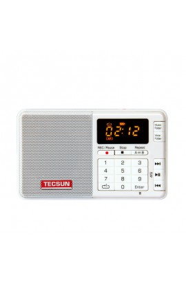 Q3 FM POCKET RADIO WITH MP3 BLAUW