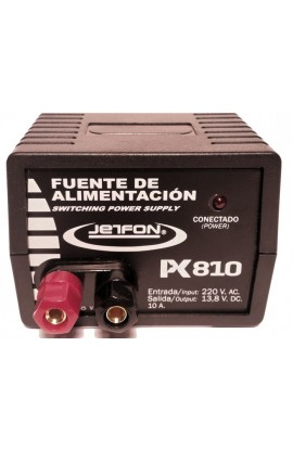 JETFON PC810 8-10Ampere power supply