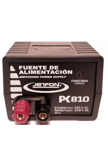 JETFON PC810 8-10Ampere power supply