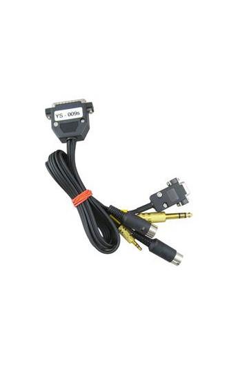 Rigexpert TS-001S Interface Kabel