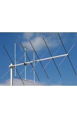 X-Quad antennes voor 144 en 432 MHz