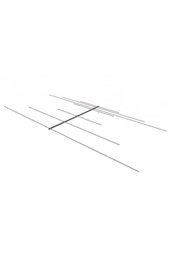 EAntenna Triband Yagi 50/70/144 MHZ, 2+2+3el
