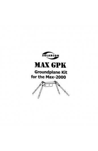 SOLARCON MAXGPK MAX-2000 GROUND PLANE KIT