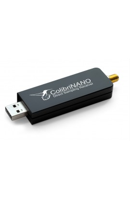 ColibriNANO USB SDR Receiver 0.1 to 55 MHz