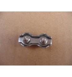 3mm litze clasp -duplex-