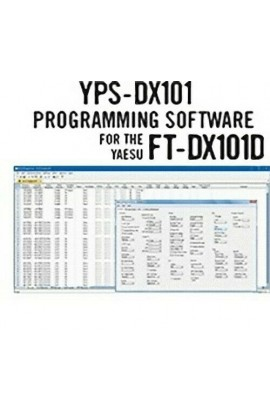 RT Systems YPS-DX101 Programming Software Only for the Yaesu FT-DX101D/MP