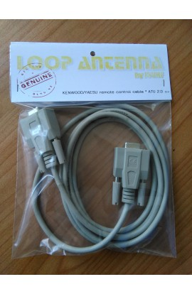 Control cable for ATU2.0 and Yaesu/Kenwood