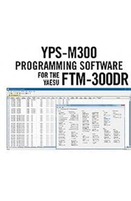 YPS-M300 Programming Software Only for the Yaesu FTM-300DR