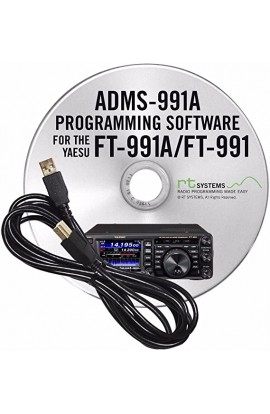ADMS-991A Programming Software and RT-42 cable
